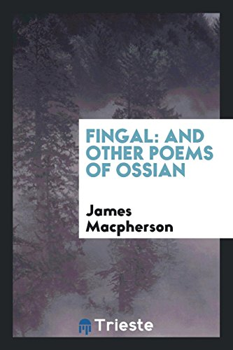 9781760570033: Fingal: And Other Poems of Ossian