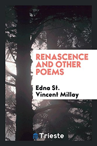 9781760572693: Renascence and Other Poems