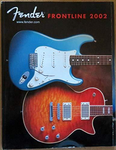 9781766915500: Fender Frontline 2002