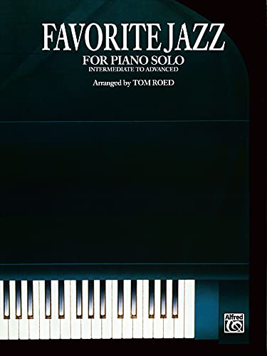 9781769212637: Favorite Jazz for Piano Solo