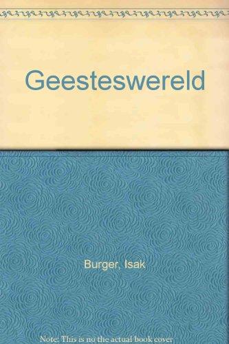 9781770002241: Geesteswereld