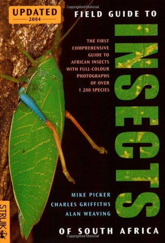 9781770070615: Field Guide to Insects of South Africa (Field Guide Series)