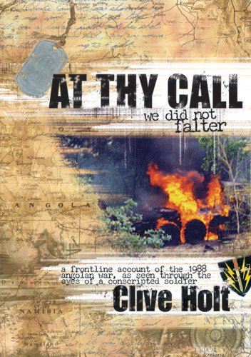 9781770071179: At Thy Call We Did Not Falter