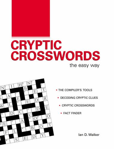 9781770071292: Solving Cryptic Crosswords the Easy Way