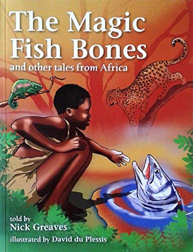 9781770072589: Magic Fish Bones and Other Tales from Africa, The