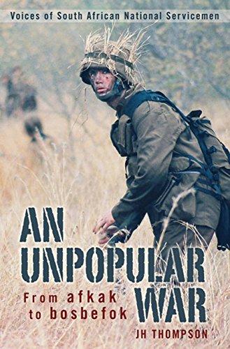 9781770073012: An Unpopular War