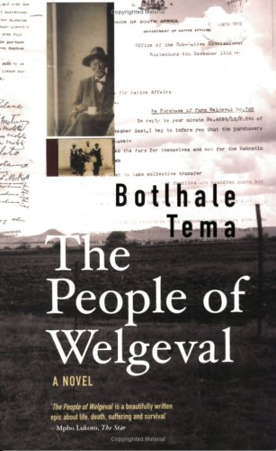 9781770073203: The People Of Welgeval