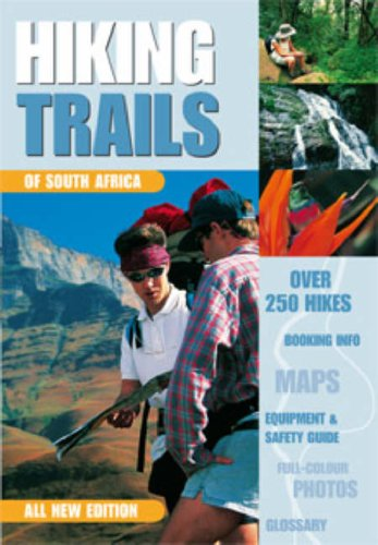 9781770075542: Hiking Trails of South Africa