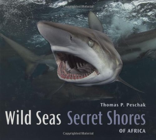 9781770075900: Wild Seas, Secret Shores of Africa
