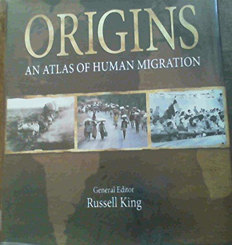 9781770076723: Origins: An Atlas of Human Migration