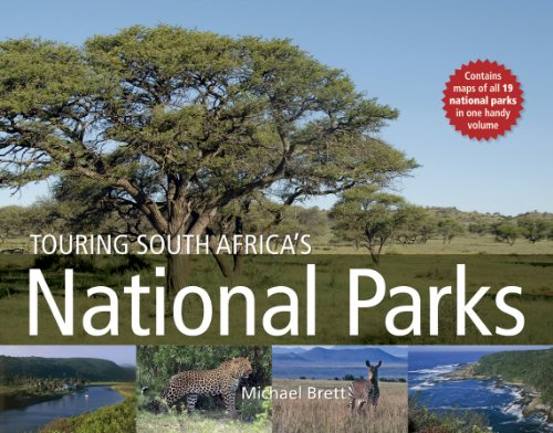 9781770077645: Touring South Africa's National Parks