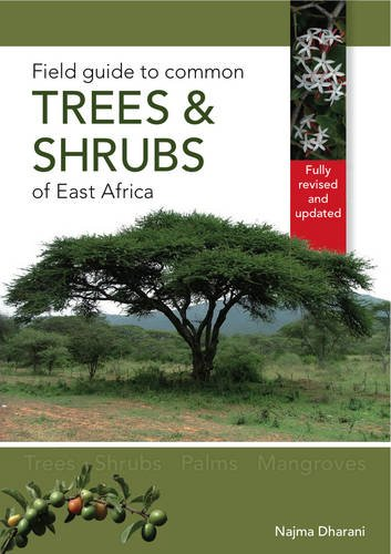9781770078888: Field Guide to Common Trees & Shrubs of East Africa