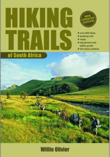 9781770078895: Hiking Trails of South Africa