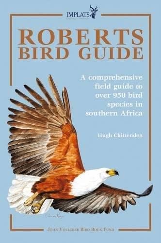 9781770097148: Roberts Bird Guide