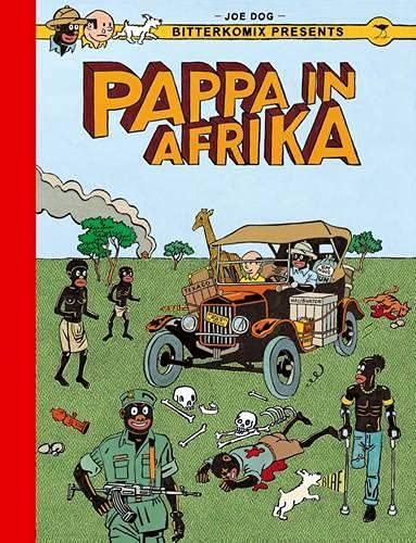 9781770098718: Pappa in Afrika