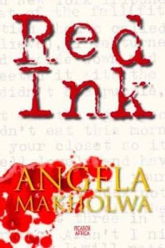 9781770100688: Red Ink: a Novel
