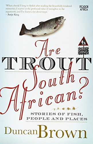 9781770103023: Are trout South African? (Stories of fish, people and places)