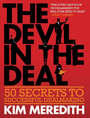 9781770221796: The Devil in the Deal: 50 Secrets to Successful Dealmaking
