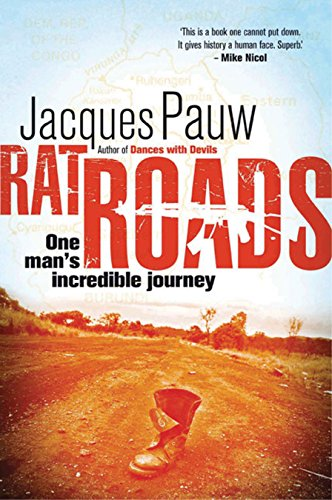 Rat Roads: One Man's Extraordinary Journey (1770223371) by Pauw, Jacques