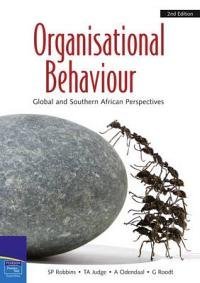 9781770259461: Organisational Behaviour: Global and Southern African Perspective & Self Assessment Library 3.4