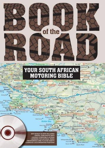 9781770260160: Book of the Road South Africa