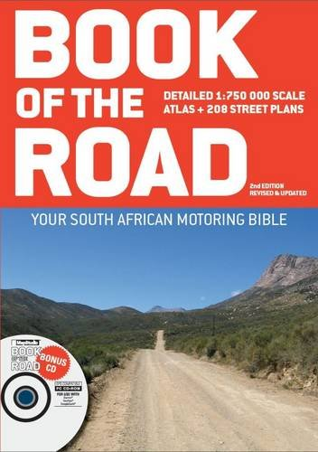9781770263840: Book of the road South Africa