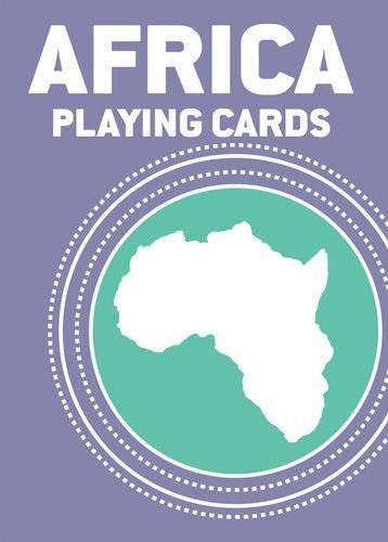 9781770264151: Africa playing cards