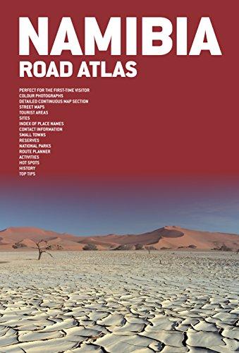 9781770264380: Road atlas Namibia