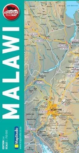 Malawi GPS (r) ms: Booksite Afrika