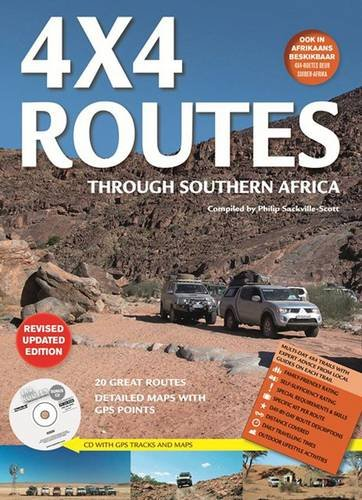 9781770265707: 4x4 Routes through Southern Africa
