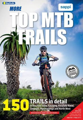 More Top Mountain Bike Trails 2014: MS.A131 (Paperback)