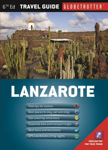 9781770266759: Lanzarote Travel Pack (Globetrotter Travel Guide)