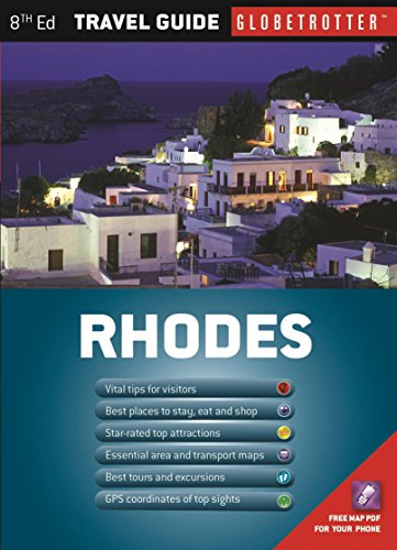 Rhodes Travel Pack (Globetrotter Travel Pack): Davies, Paul Harcourt