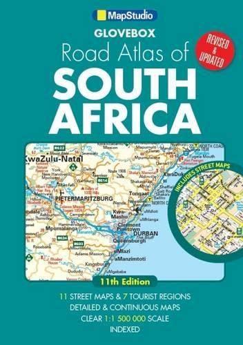 9781770267060: Glovebox road atlas of South Africa