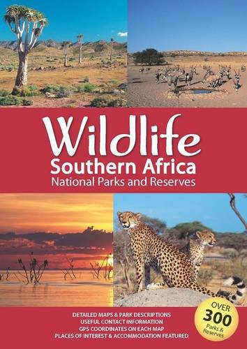 9781770268012 wildlife southern africa national parks and reserves