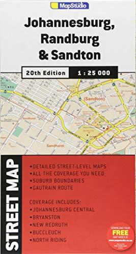 johannesburg randburg sandton a z street map a z street maps