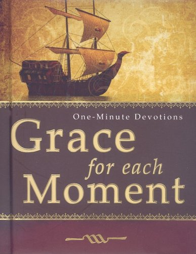 9781770360075: Grace for Each Moment (One Minute Devotions)