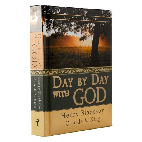 Day by Day With God: One Minute Devotions (1770362371) by Henry T. Blackaby; Claude V. King; Trent Butler (Compiler)