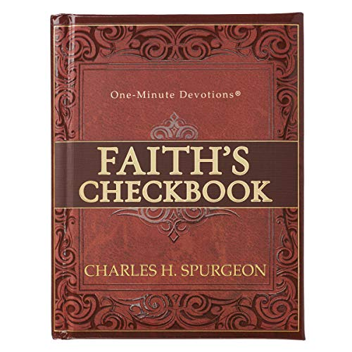 9781770362390: Faith's Checkbook: One Minute Devotions