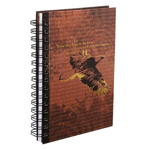 9781770362529: Isaiah 40:31 Eagle Hardcover Wirebound Journal