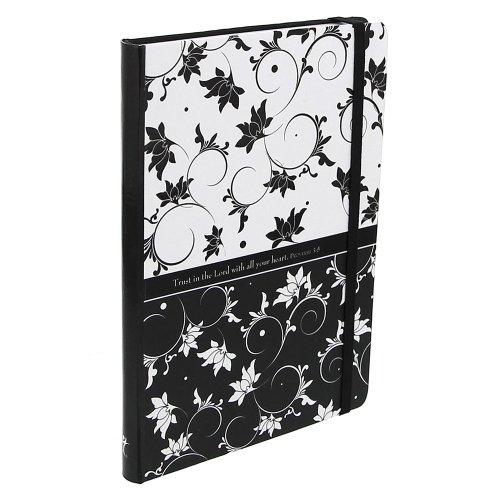 9781770363076: Proverbs 3:5 Black & White Journal