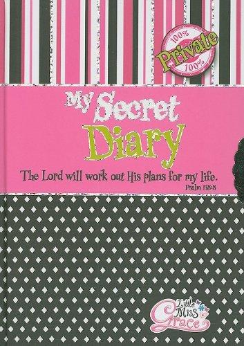 9781770363311: My Secret Diary (Little Miss Grace)