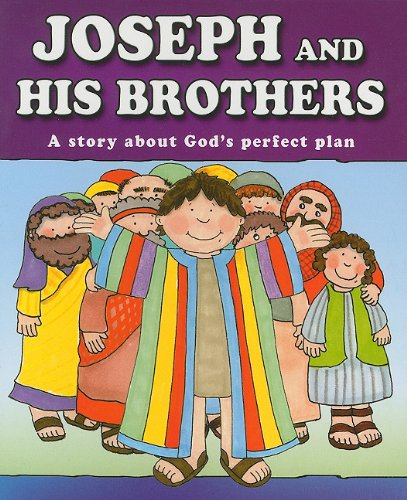 Joseph and His Brothers Board Bk: Kds348