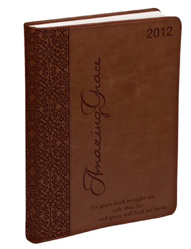2012 Touchpoint Daily Planner Brown