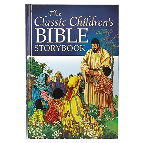 The Classic Childrens Bible Storybook: Johan Smit