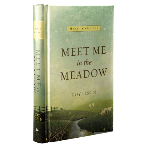 9781770369672: Meet Me in the Meadow: Moments with God