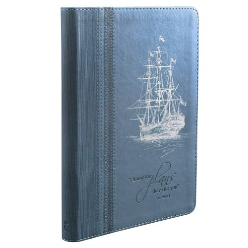 """9781770369931: """"I Know the Plans"""" Blue Flexcover Journal"""