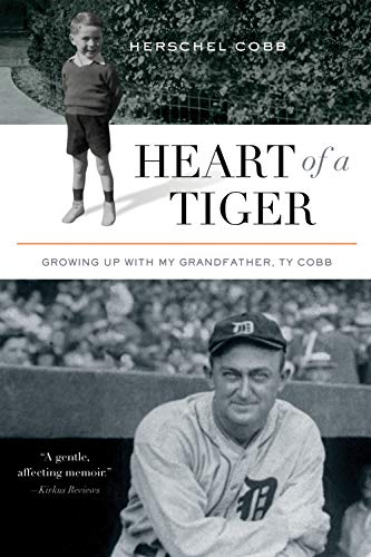 9781770411302: Heart of a Tiger: Growing Up with My Grandfather, Ty Cobb