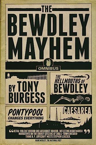 The Bewdley Mayhem: Burgess, Tony