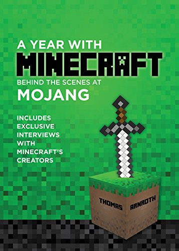 9781770412194: A Year with Minecraft: Behind the Scenes at Mojang